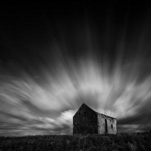 Heaven On Earth Church Print Isle of Skye