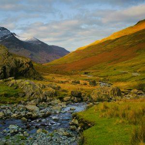 Honister pass Lake District Print